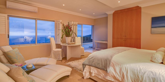 The Atlantique Bedroom
